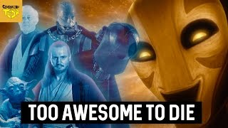 How do Jedi Become FORCE GHOST and WHY?
