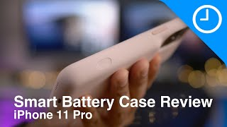 Review: iPhone 11 Pro Smart Battery Case - Now with Camera shortcut!