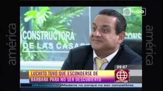 "Luchito ""Chacho Dammert"" - Al fondo hay Sitio Noticias - 27-03 -2015"