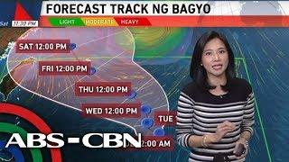 Bandila: Bagyong Paeng, magdadala ng ulan sa hilagang Luzon