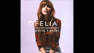 Ofelia K  - White T-Shirt