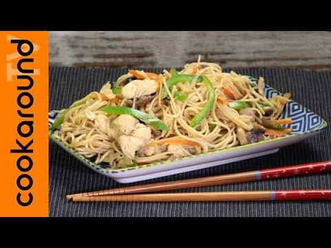 Ricetta Noodles Fatti In Casa.Come Preparare Dei Noodles Fatti In Casa Guide Di Cucina