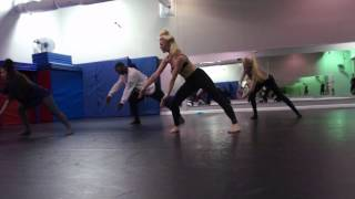 """Scars"" James Bay Choreography by Giovanni Allen"