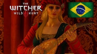 THE WITCHER 3 Priscilla's song Brazilian/Portuguese version