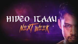 Hideo Itami debutará la próxima semana en 205 Live