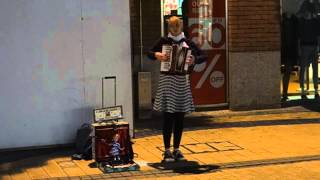 Twin Peaks/Laura's Theme on Accordion (2014 live recording)