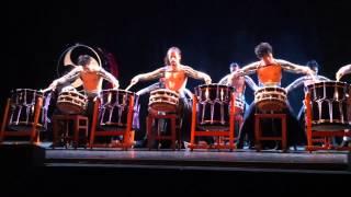 Drum Tao  - Phoenix -  Live in Lyndon Center .VT