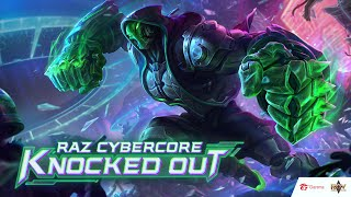 SKIN Spotlight | Cybercore: Knocked Out Raz