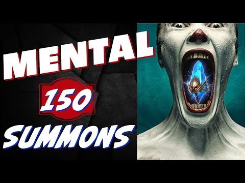 Mental 150 to Lix summons! 10x 2x? Raid Shadow Legends