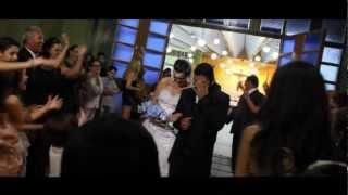 Teaser Karine e Valdinês (FULL HD) DSLR