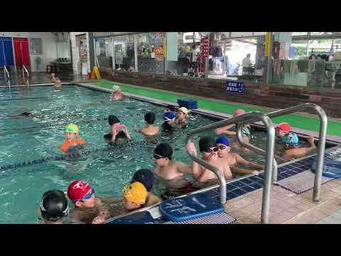 第二次游泳課之滑水練習之二 - YouTube