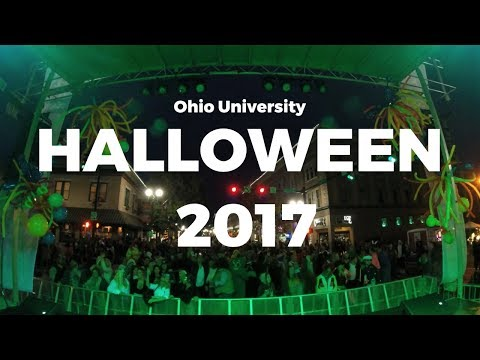 It was a cold and rainy Halloween in Athens Ohio in 2017, but the students at OU still came out in full force to the block party.   Interested in working for The Post? Email: editor@thepostathens.com  Tabloid print edition out every Thursday.  Facebook: facebook.com/ThePostAthens/ Twitter: twitter.com/ThePost Snapchat: thepostathens  --------------------------------------------------------------------  Editor - Andrew T Hamilton Film - Grant Shoop, Alex Penrose, Emily Gayton, Andrew T Hamilton