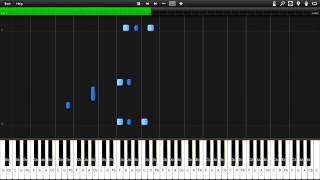 Animal Crossing - Rainy Day (Synthesia)