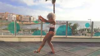 Justcookiedough - Rihanna Dance Video (Awilo Longomba ft Yemi Alade)
