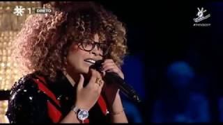 Catarina Castanhas - I Can't Let Go (Jennifer Hudson)   Gala   The Voice Portugal