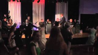 "Jack Garrett and The Syndicate performing the Louis Prima classic ""Jump, Jive, & Wail"""