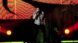 """Luan Santana canta """"Digitais"""" no HSBC Brasil. Assista"""