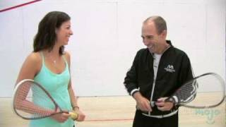 The Basics of Squash