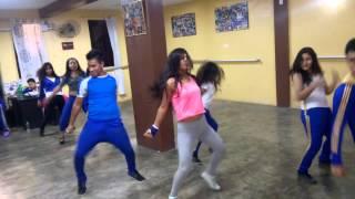 Clases de baile- el caballito de palo -coreografia
