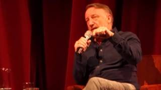"Peter Hook ""Influences""-Q&A-Substance: Inside New Order-book tour-JCCSF-Feb 4, 2017-Joy Division"