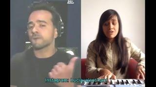 Luis Fonsi y Lucia Valentina - Despacito (SMULE KARAOKE)