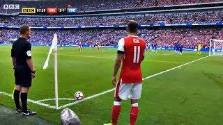 Mesut Özil vs Chelsea (FA Cup) HD 720p