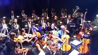 Hino do Vitória tocado pela Orquestra de Guimarães