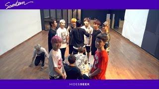 [Dance Practice] SEVENTEEN(세븐틴) - 만세(MANSAE) - SEEK ver. width=
