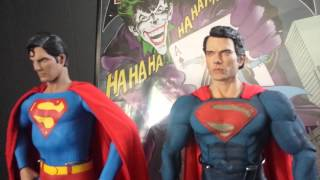 Neca 1/4 scale superman Christopher reeve