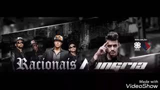 Hungria Hip Hop part Racionais  MC's - Aquele Jeito ( Lançamento 2017)
