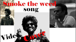 Snoop Lion - Smoke The Weed ft. Collie Buddz||Video cover By Mittu