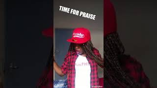 PHRESHY DANCES TO SWEET JESUS REMIX BY ZOE GRACE