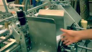 Dupla bieges tokok, dossziék előállítása a Keskeny Nyomdában