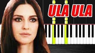 Sen Anlat Karadeniz - Ula Ula (Tika Tika) - Hard - Piano Tutorial by VN