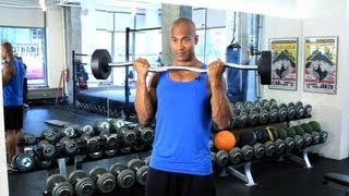 How to Do a Biceps Workout   Gym Workout
