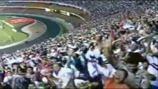São Paulo 4 x 0 Tigres-MEX  [Libertadores 2005]