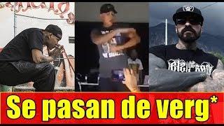 C kan Vuelve A Tirar A Cartel De Santa En VIVO!! 2018