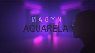 Magyn - Aquarela TIPOGRAFIA