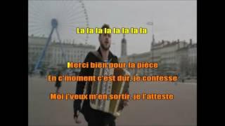 CLAUDIO CAPEO -  UN HOMME DEBOUT -  KARAOKE VOIX