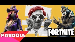 DIABLO (Parodia Pablo - Sfera Ebbasta) Fortnite Song