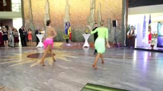 Show Ballet Flash, instruiti de Maestrul Iurie Bivol