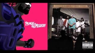 Back on the Lean - Major Lazer & DJ Snake vs. Terror Squad (Mashup)