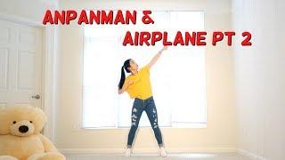 """ANPANMAN"" & ""Airplane Pt.2"" BTS (방탄소년단) Lisa Rhee Dance Cover"