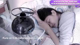 Reloj despertador volador   maquinariayocio.com