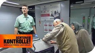 Nach 3 Wochen Türkei wieder in Deutschland: Muss verzollt werden? | Achtung Kontrolle | kabel eins