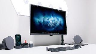 Desk Setup 2018 UPGRADE!