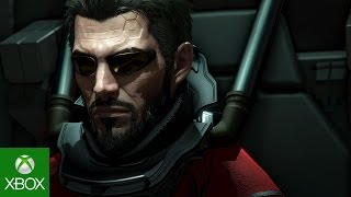 Deus Ex: Mankind Divided - A Criminal Past | Launch Trailer