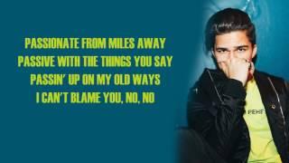 Drake - Passionfruit, Loyalty [Lyrics] Cover Alex Aiono