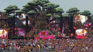 W&W - How Many ( Tomorrowland 2016)