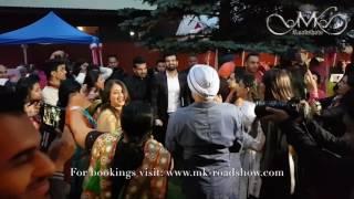 Gurdeep Mehndi's Pre-Wedding Party (feat. Daler Mehndi) Finland 2016